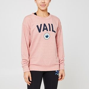 SoulCycle Vail Sweatshirt size L NWT